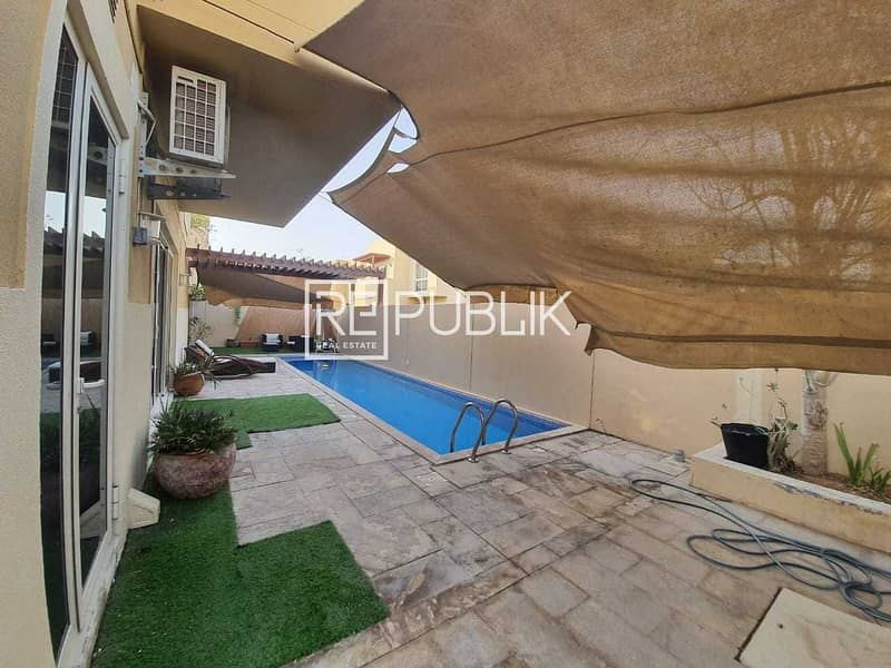 2 Modified Type A 4 Bedrooms Villa with Private Pool