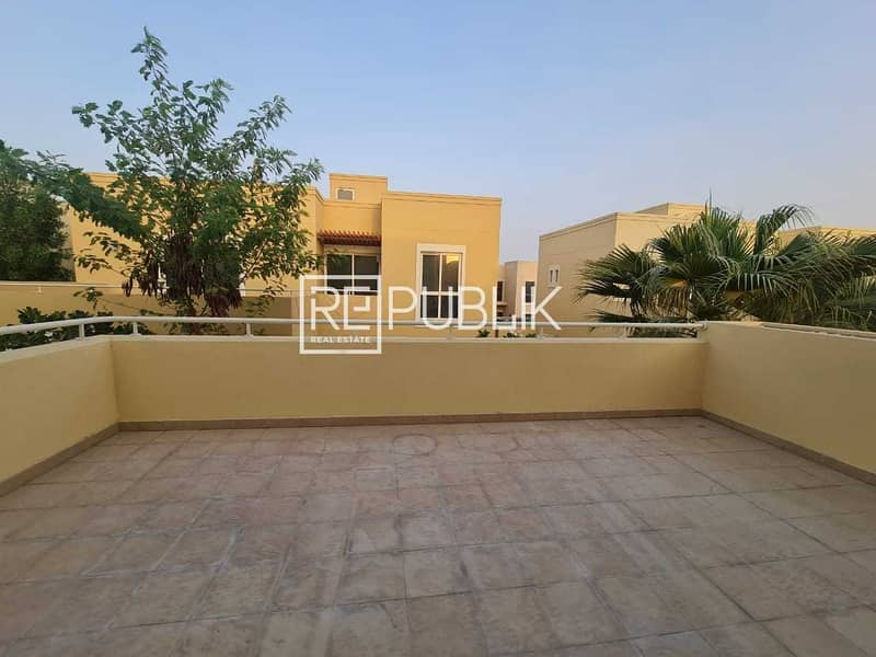 14 Superb 3 Bedrooms Type A Villa with Private Garden