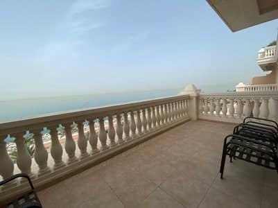 شقة 2 غرفة نوم للايجار في نخلة جميرا، دبي - KEMPINSKI PALM 2 BEDROOMS FULL SEA VIEW