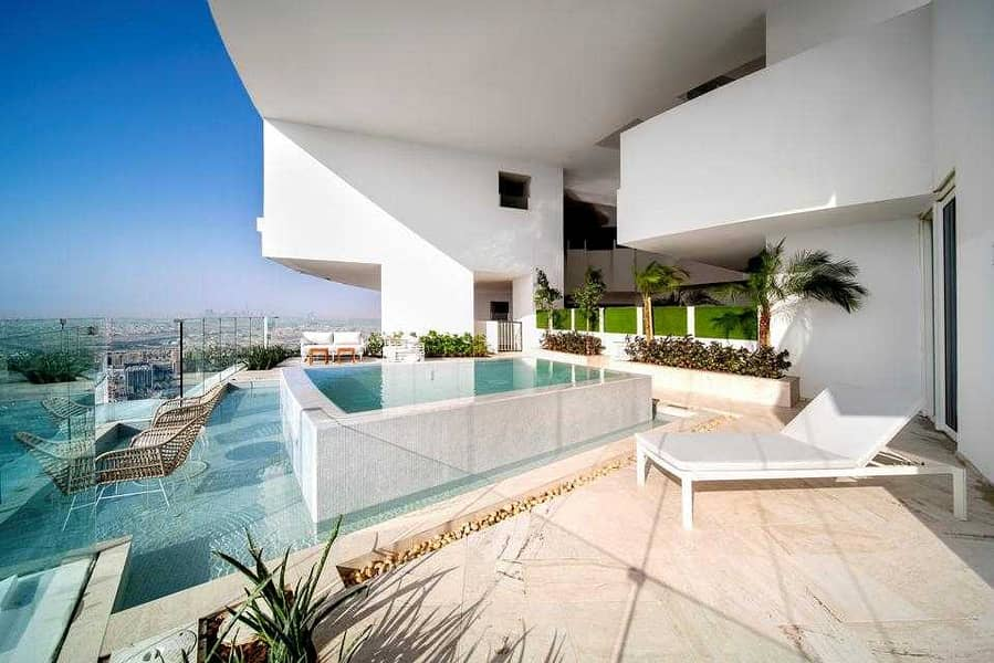 2 Great Investment /Penthouse with Private Pool   High Floor