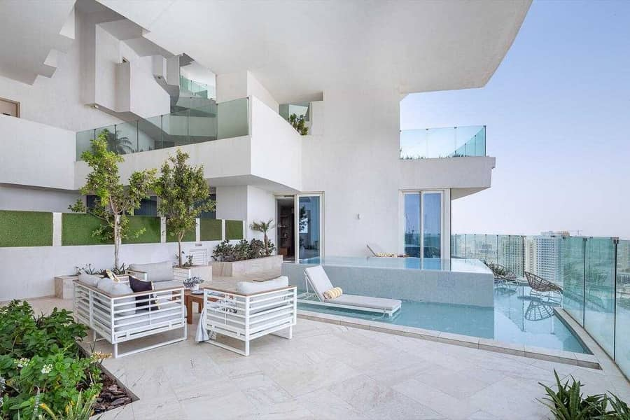 13 Great Investment /Penthouse with Private Pool   High Floor