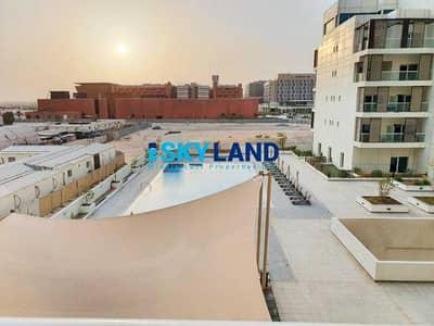 استوديو  للايجار في مدينة مصدر، أبوظبي - Exclusive ! Studio with Balcony and Pool View
