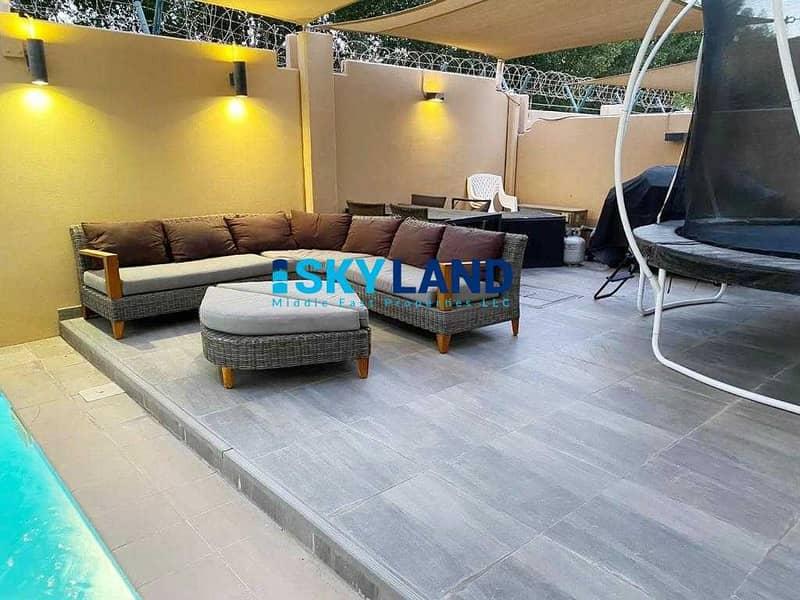 Upgraded Kitchen   Modified Villa   Single Row   1 Extra Room
