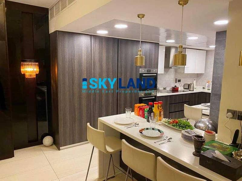 2 Upgraded Kitchen   Modified Villa   Single Row   1 Extra Room