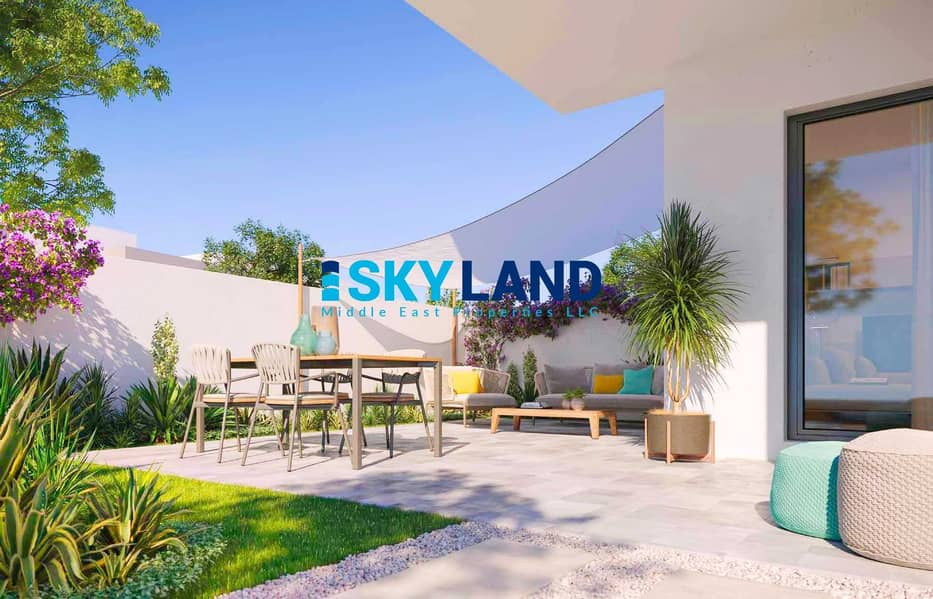 2 In-Demand 3BR ! Best Investment in Yas Island