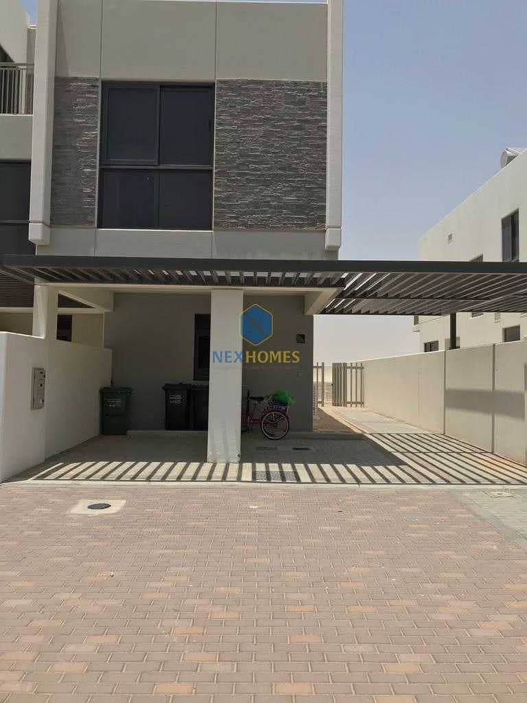 3 BR + MAID ROOM TOWNHOUSE | HANDED OVER | CLARET AKOYA OXYGEN | BRAND NEW