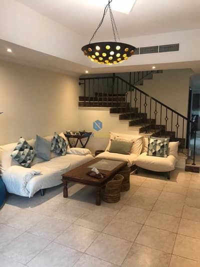 3 Bedroom Villa for Rent in Jumeirah Village Circle (JVC), Dubai - SPECIAL 3BR TOWNHOUSE  |  UPGRADED | LOWEST PRICE | VACANT IN TRANSFER