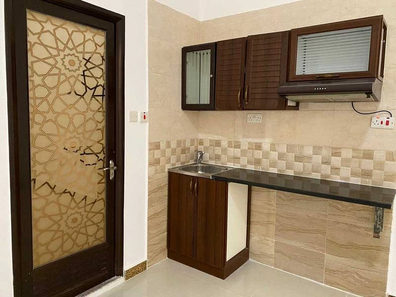 11 STUDIO IN AL BATEEN AIRPORT AREA!NO COMMISSION FEE!TAWTHEEQ AVAILABLE!