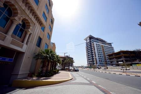 ارض استخدام متعدد  للايجار في الجداف، دبي - Biggest Plot Area  Available for Viewing