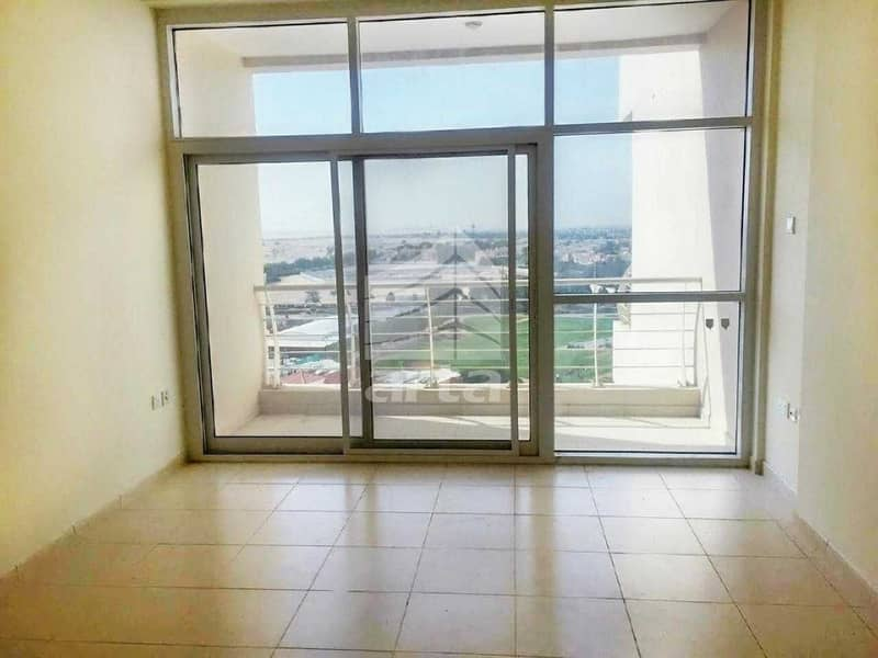 2 Studio  Apartment with Balcony | Royal Residence 1 | Sport City.