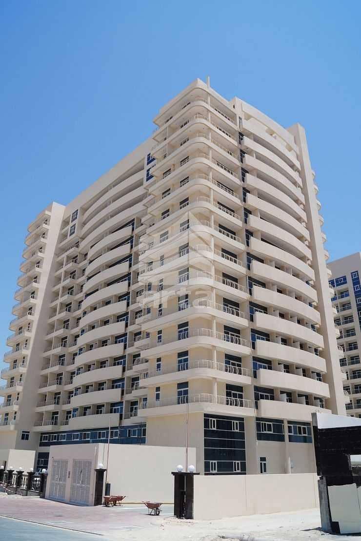 10 Studio  Apartment with Balcony | Royal Residence 1 | Sport City.