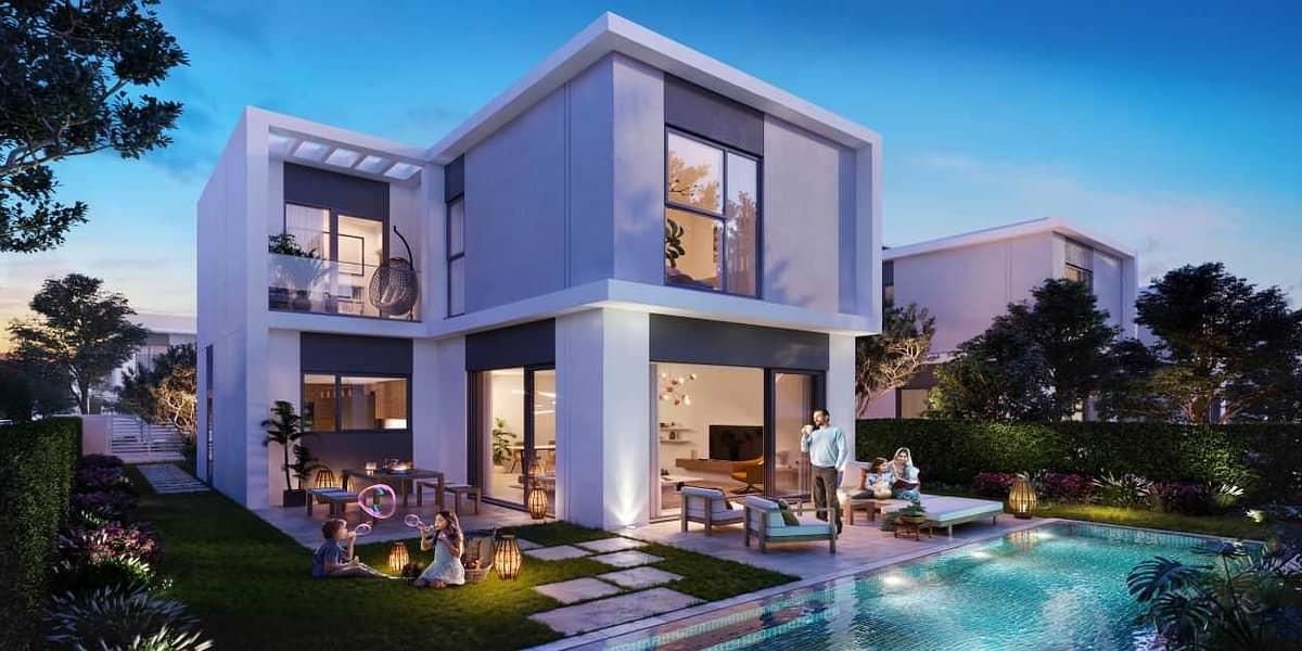 Independent Villa   L Shape   Flexible Payment Plan