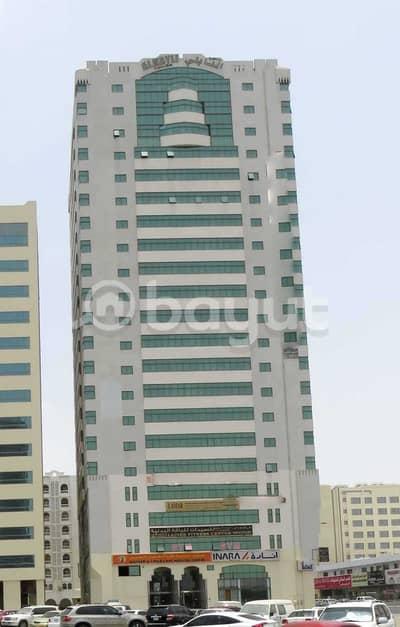 فلیٹ 1 غرفة نوم للايجار في أبو شغارة، الشارقة - 1B/R For 24k in Abu Shagara . ONE Month FREE. . No Commission . . Direct From The Owner