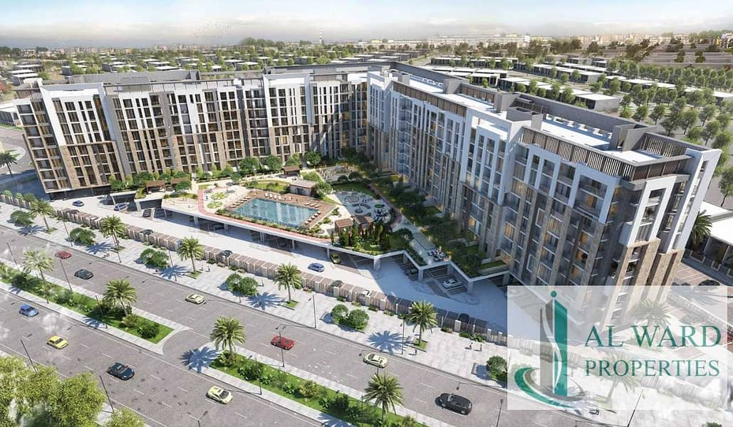 Community Living in the Heart of Dubai Land  Attractive Payment Plans