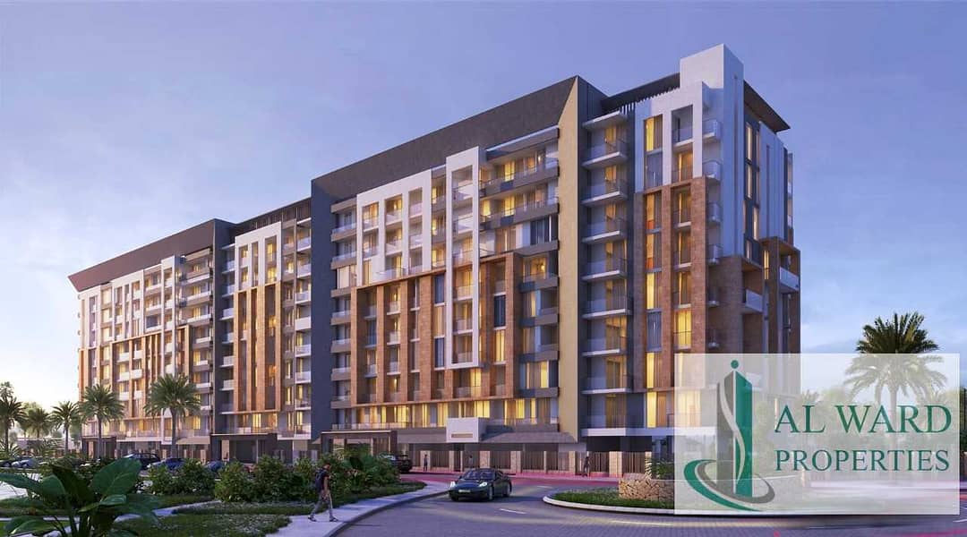 2 Community Living in the Heart of Dubai Land  Attractive Payment Plans