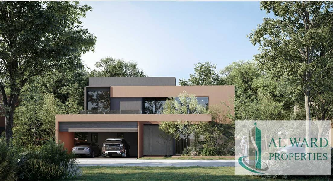 2 Modern Luxury 5BR  Independent Villa   Very Spacious  In a Beautiful Residential Sanctuary   In a  Prominent Location  