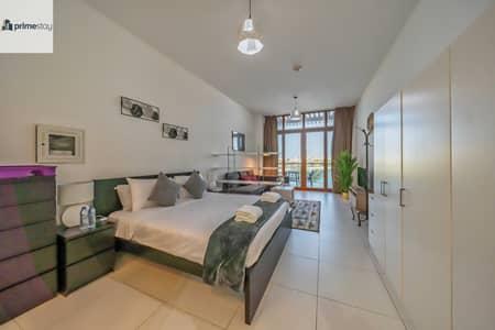 Studio for Rent in Palm Jumeirah, Dubai - Gorgeous Sea View Studio in Palm Views