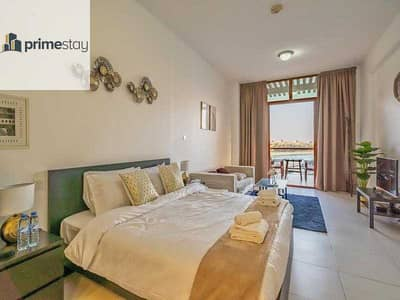 Studio for Rent in Palm Jumeirah, Dubai - Elegant Sea View Studio in Palm Jumeirah