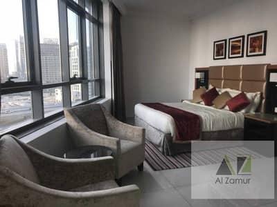 فلیٹ 1 غرفة نوم للايجار في الخليج التجاري، دبي - Lavish Furnished 1 Bedroom /Burj Khalifa View