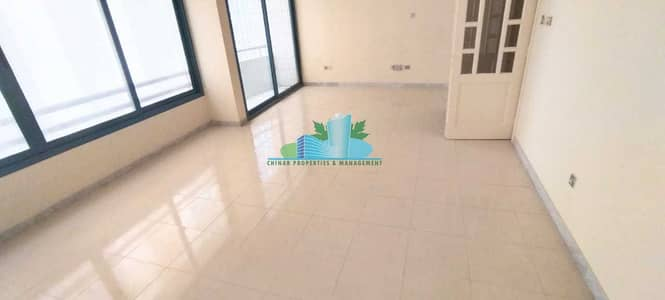 3 Bedroom Flat for Rent in Electra Street, Abu Dhabi - 3 Bhk with Big Hall |2 Balconies |3 cheques |Near to all establishments