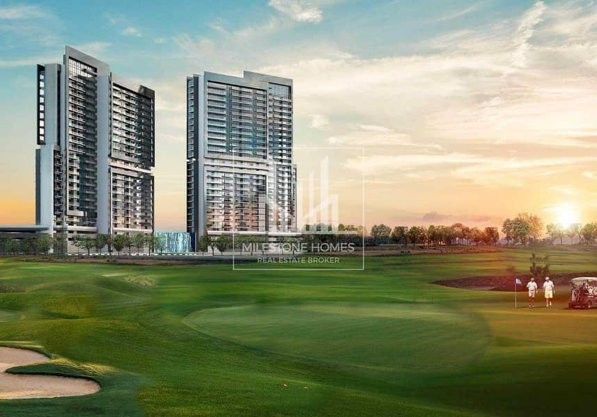 7 1 Bedroom for sale in Golf Vita Damac Hills