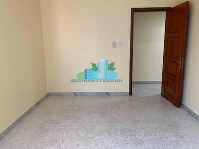 شقة 2 غرفة نوم للايجار في شارع حمدان، أبوظبي - Charming 2 BHK|Balcony|Big Hall-room|4 chqs