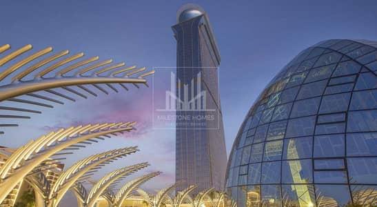 شقة 1 غرفة نوم للبيع في نخلة جميرا، دبي - Sumptuous Views| One bedroom| Ask for Price