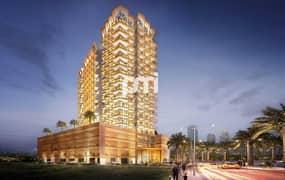 شقة في Binghatti Gateway بن غاطي جيت واي 1 غرف 700000 درهم - 5192479