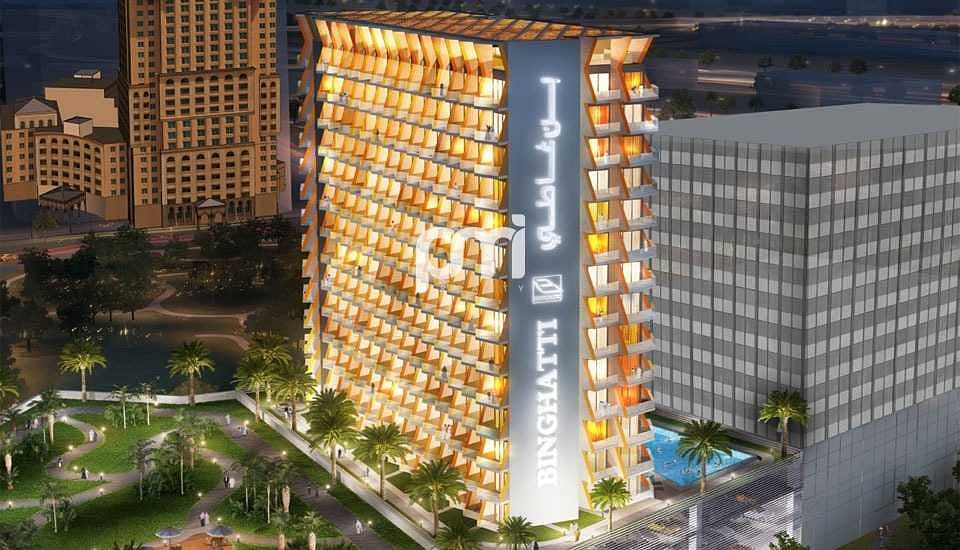 10 Brand New   Luxurious 1 B/R   Downtown View