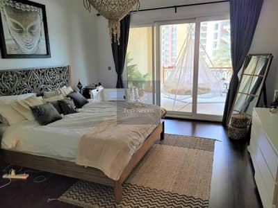 فلیٹ 2 غرفة نوم للبيع في نخلة جميرا، دبي - Spacious Unit with Maid - Well-Maintained and Bright