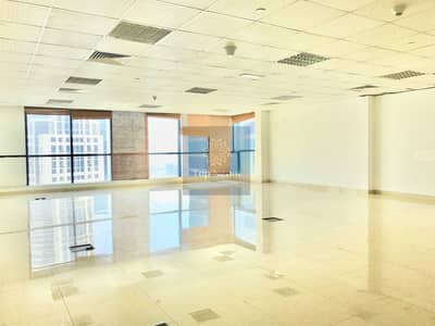 Office for Rent in Jumeirah Lake Towers (JLT), Dubai - Fitted & Bright Office with Attached Pantry and Toilet