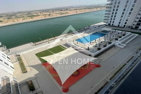 1 Bedroom Apartment for Rent in Yas Island, Abu Dhabi - GREAT DEAL    FULL CANAL VIEW   BIG SIZE   INQUIRE NOW!!