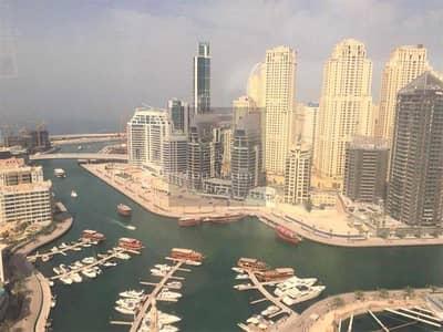 2 Bedroom Apartment for Sale in Dubai Marina, Dubai - Marina View - Huge Layout on High Floor