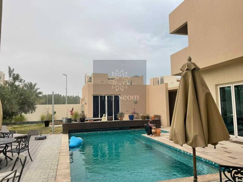 5BR + Study Room + Maid with Private Pool & Garden - Move-in Ready