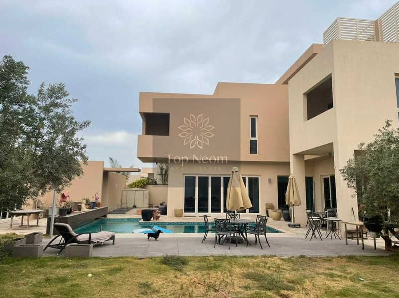 2 5BR + Study Room + Maid with Private Pool & Garden - Move-in Ready