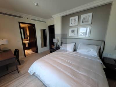 شقة فندقية 2 غرفة نوم للبيع في وسط مدينة دبي، دبي - Luxury Furnished Unit with Burj Khalifa & Fountain Views