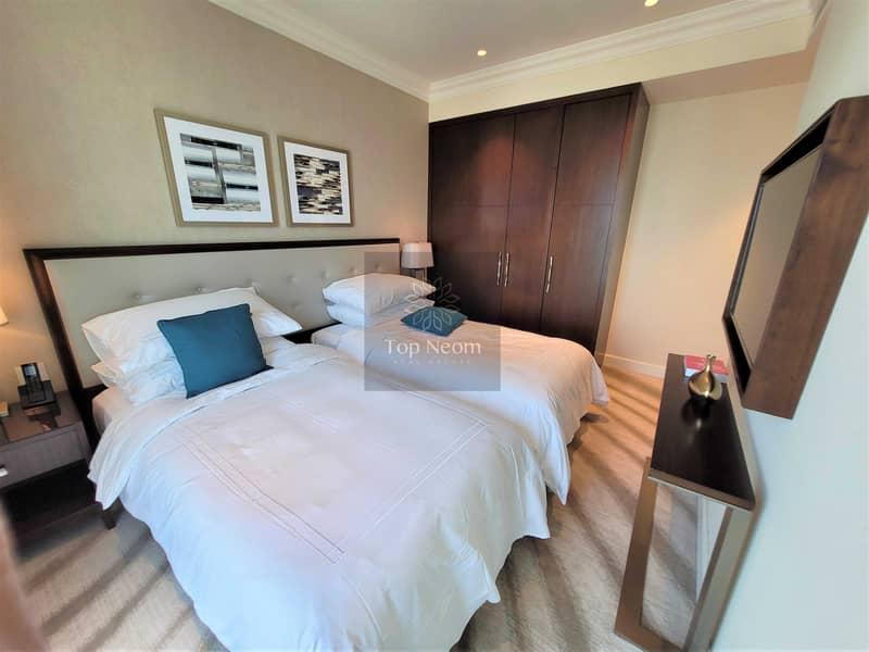 2 Luxury Furnished Unit with Burj Khalifa & Fountain Views