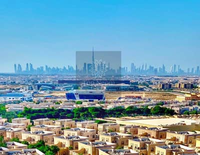 3 Bedroom Apartment for Sale in Dubai Silicon Oasis, Dubai - Duplex Unit with Stunning Skyline View - Attractive Opportunity