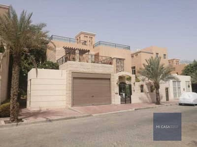 فیلا 4 غرف نوم للايجار في المشرف، أبوظبي - Beautiful & spacious villa   Maid & driver's room