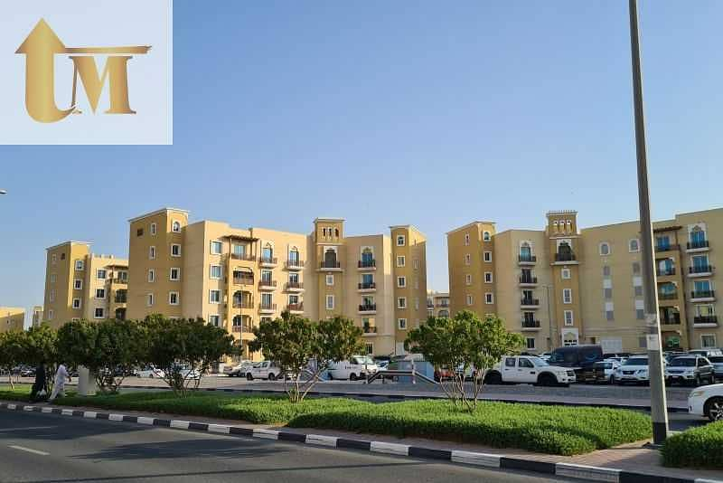 1 Bhk For Sale Emirates Cluster With Balcony 330k