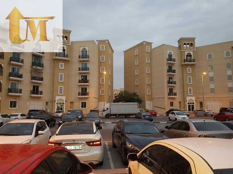 5 1 Bhk For Sale Emirates Cluster With Balcony 330k