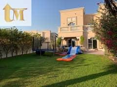 RENTED  3 bedroom Study  Big Plot CEDRE VILLA-Dubai