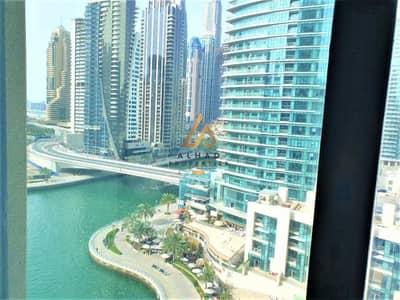 فلیٹ 1 غرفة نوم للبيع في دبي مارينا، دبي - Distress deal !! Price Reduced to sell!!Only available for a short time!