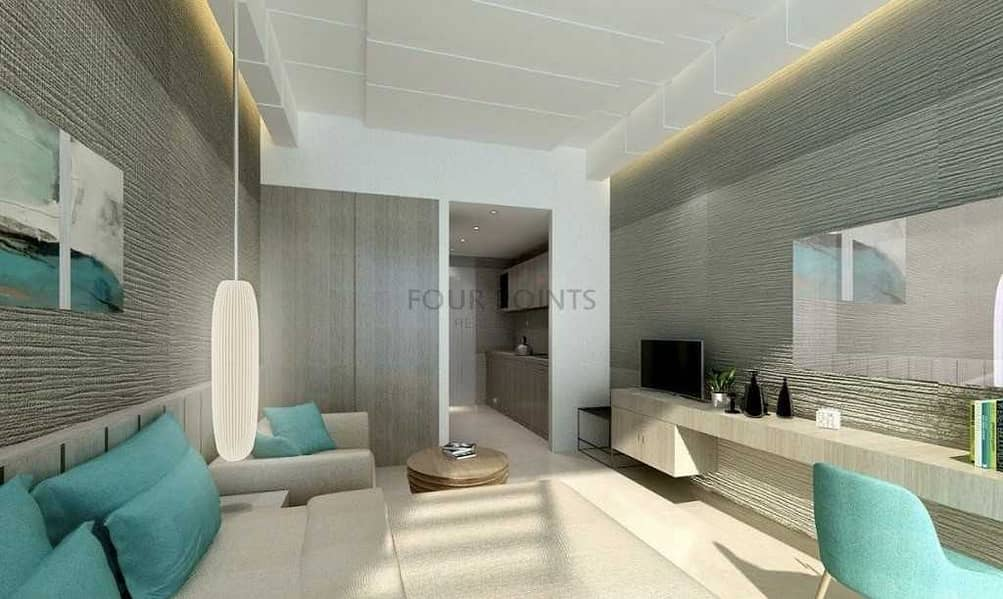Furnished Studio in Seven Palm North Residence