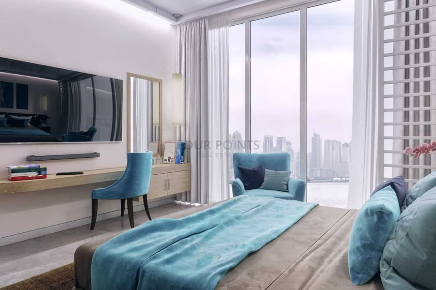 2 Furnished Studio in Seven Palm North Residence