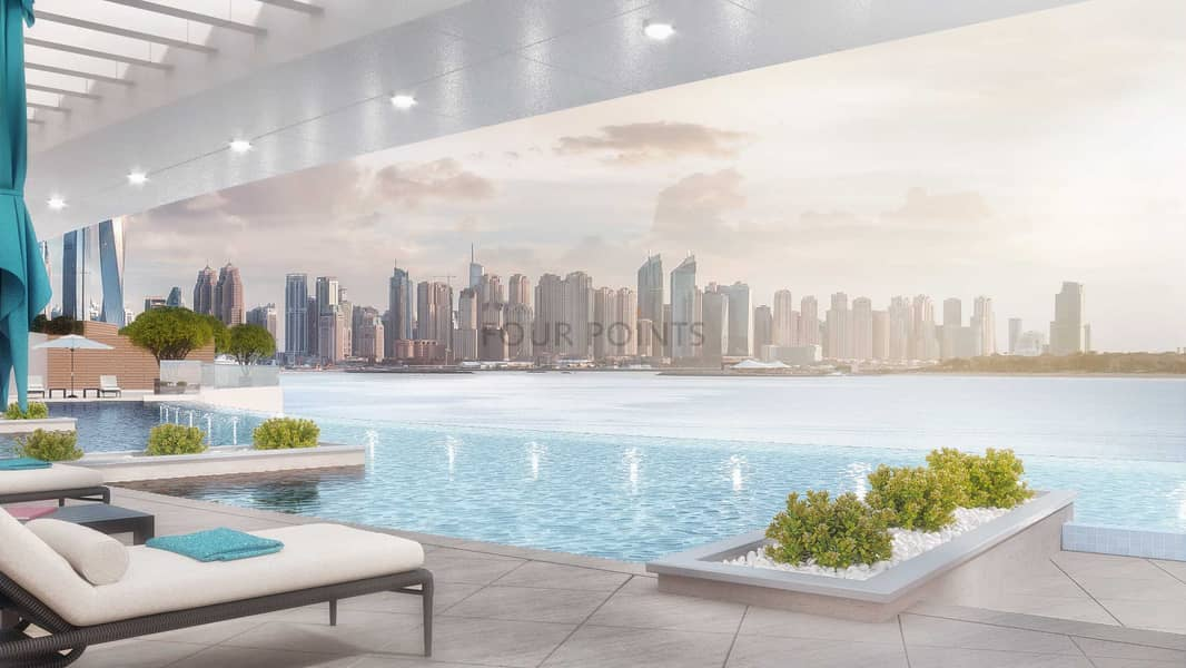 11 Furnished Studio in Seven Palm North Residence