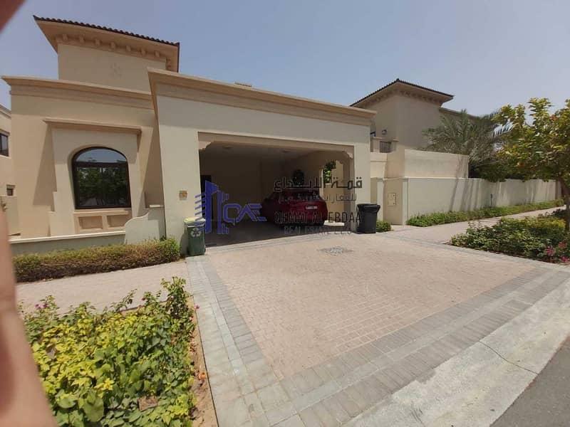 Spacious Villa 5BR+Maid | Private Garden | Family Community