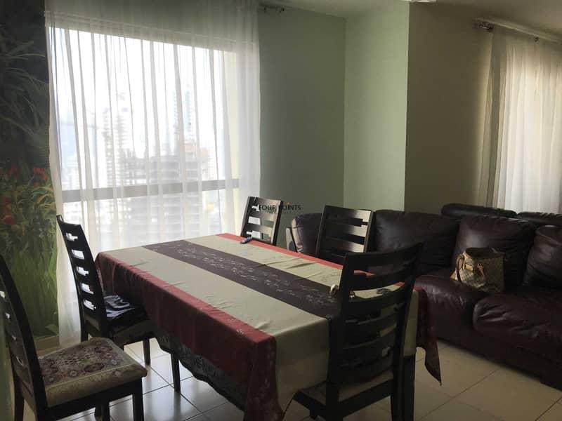 11 Marina View Furnished 1BR Apartment in Murjan 2 JBR