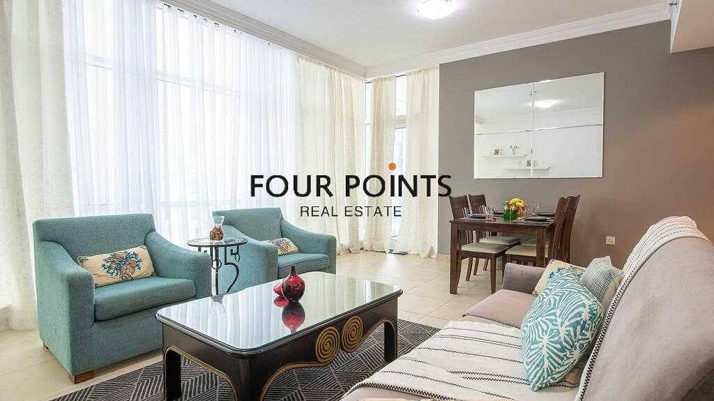 2 Bright and Elegant 2BR Apartment in MAG218