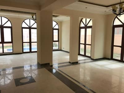 4 Bedroom Villa for Rent in Jumeirah Golf Estate, Dubai - Independant Private Pool 4BR+M Villa in Orang Lake